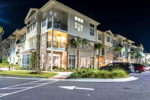 Property Exterior at Meridian at Fairfield Park, North Carolina