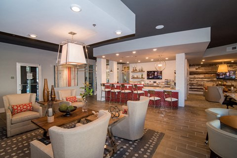 Clubhouse With Kitchen at Meridian at Fairfield Park, North Carolina