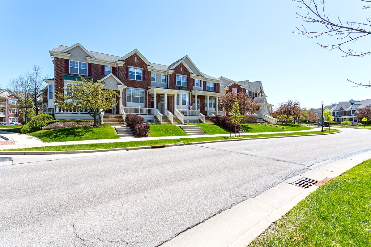 Exterior at Norhardt Crossing Apartments in Brookfield, WI
