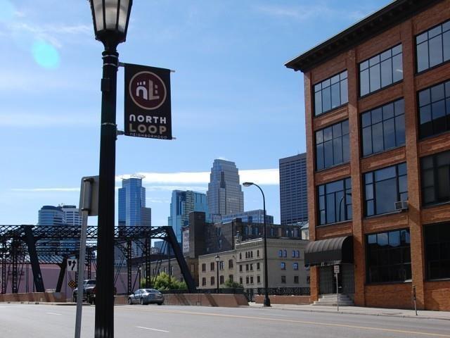 North Loop of Minneapolis MN