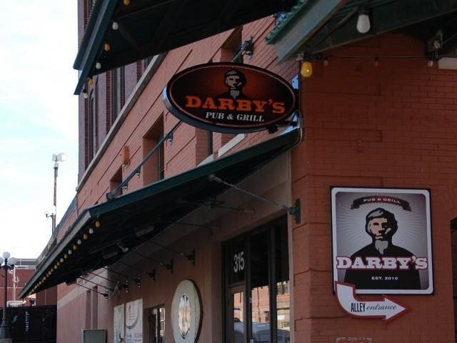 Darby's Pub and Grill in North Loop Minneapolis