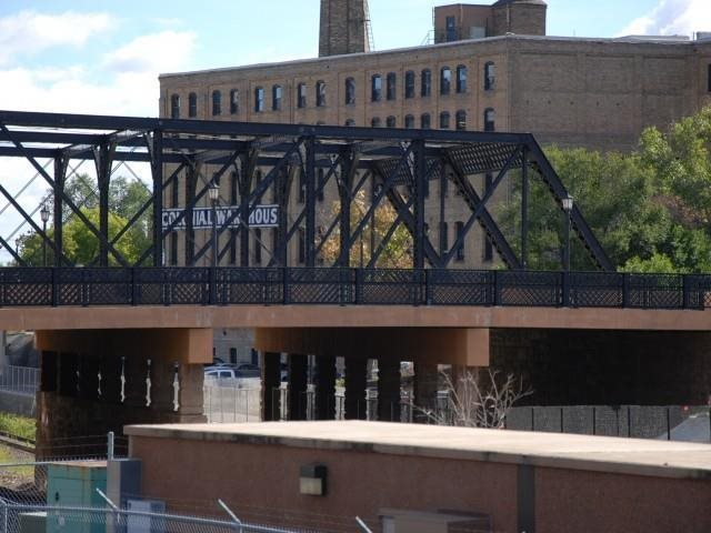 Views of Downtown Minneapolis Minnesota