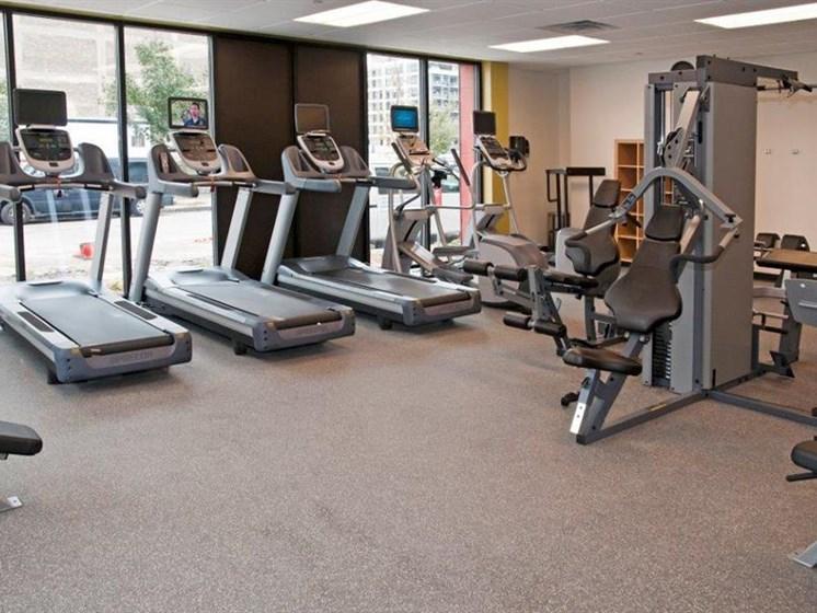 Fitness Club at Third North, Minnesota