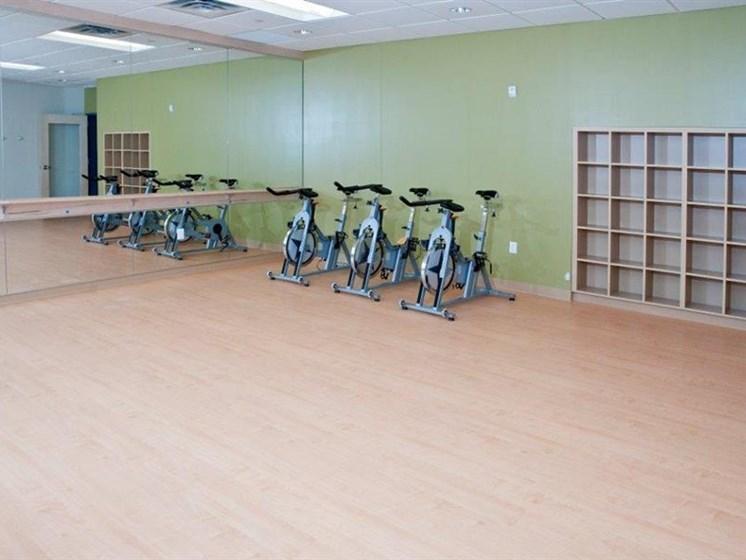 Cardio Equipment at Third North, Minneapolis, MN 55401