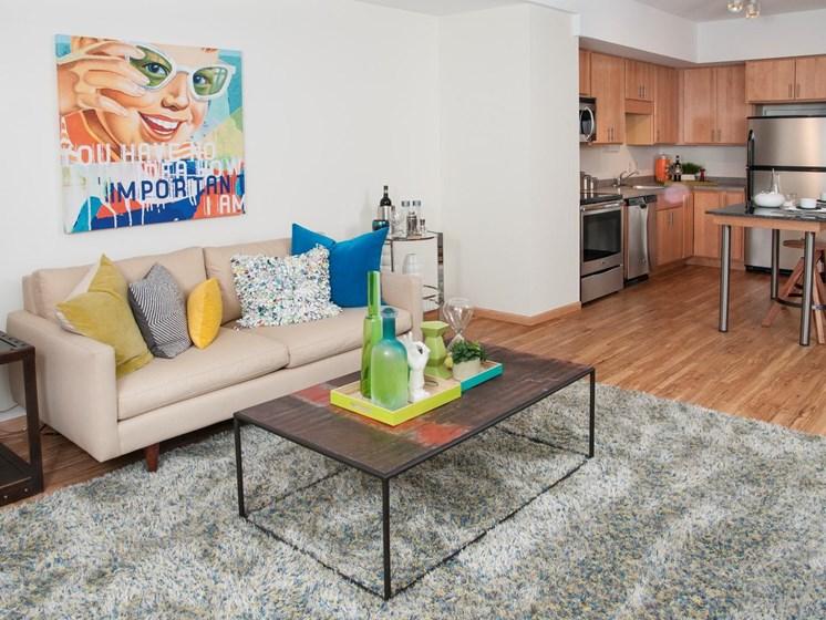 Luxurious Interiors at Third North, Minneapolis