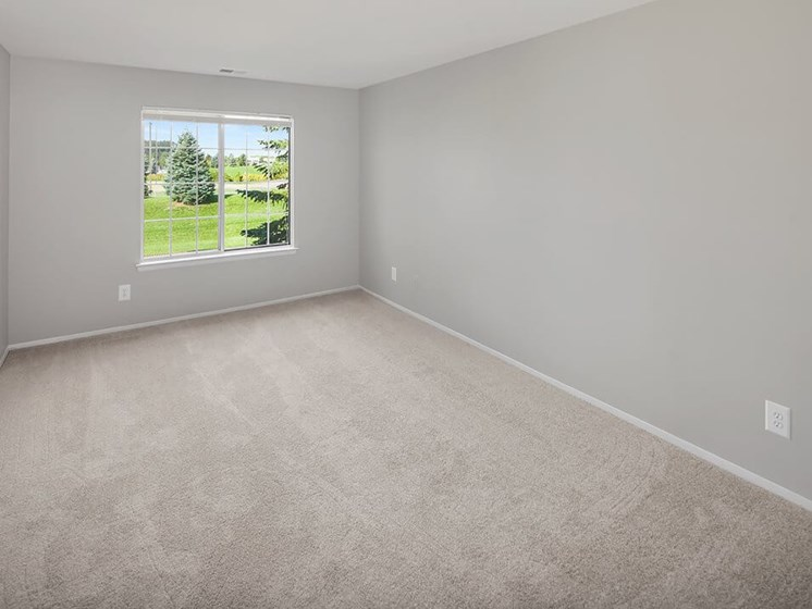 one bedroom apartment in The Heights apartments