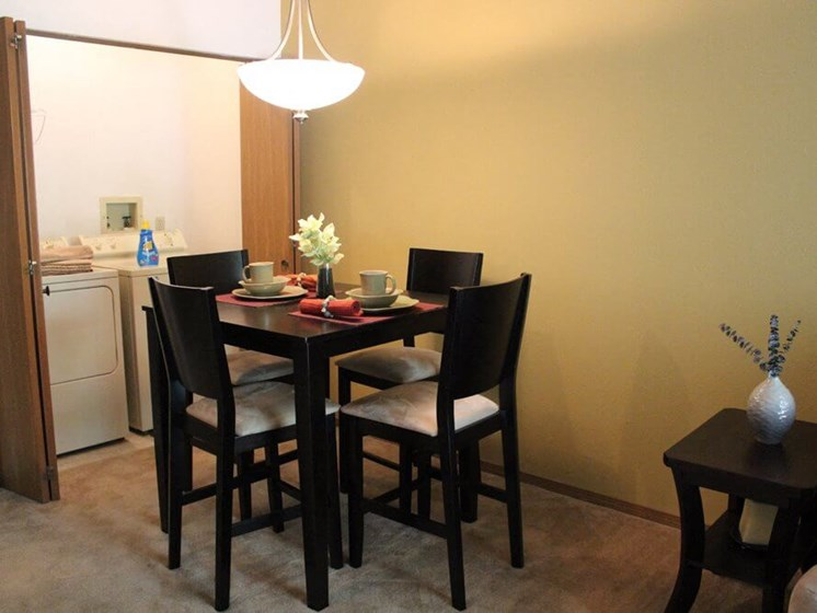 Bathroom with Tub in apartment