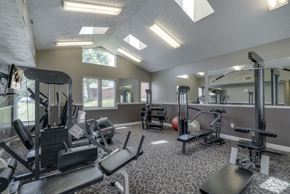 Pine Lake Heights fitness center