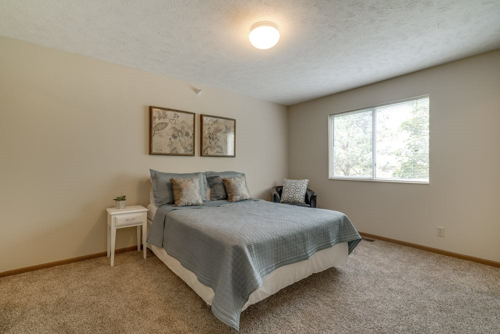 Bedroom in apartment for rent at Pine Lake Heights Apartments