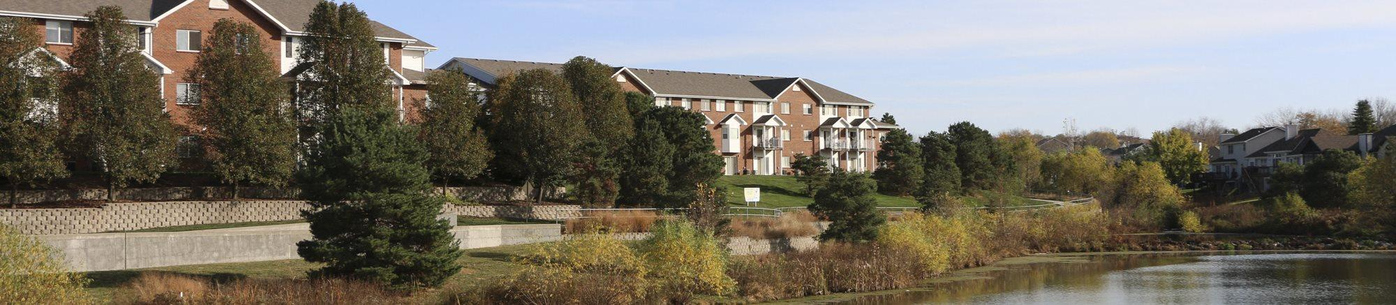 Pine Lake Heights Apartments in South Lincoln NE