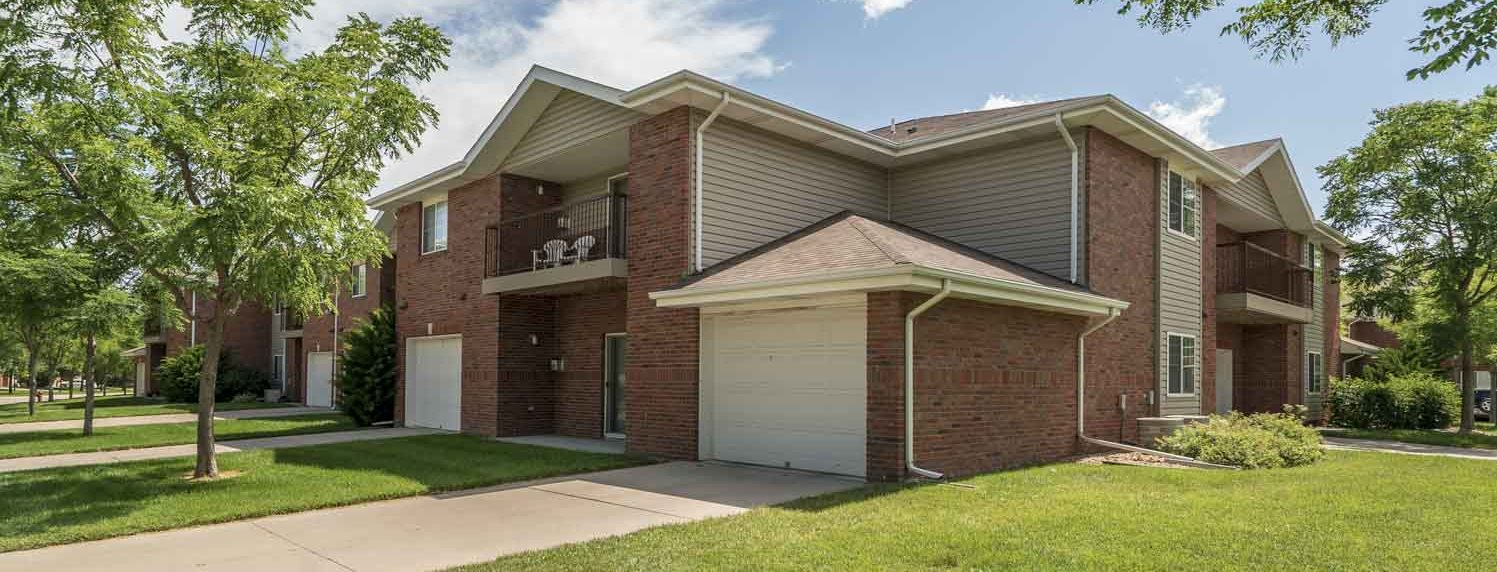 Pinebrook Apartments in north Lincoln NE
