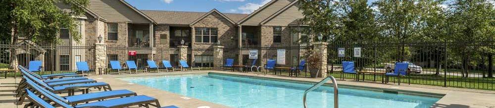 Stone Creek Villas in west Omaha NE 68116