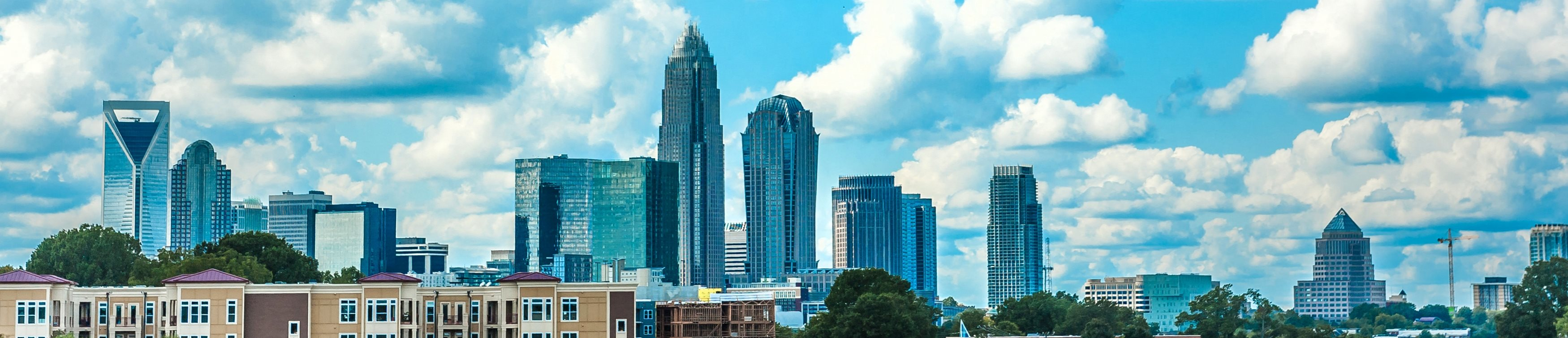 City Views at Elizabeth Square Apartments in Charlotte, NC