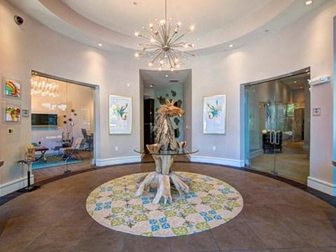 Modern Interior Design at Elizabeth Square Apartments in Charlotte, NC