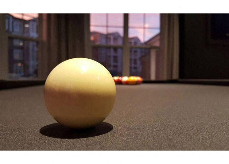 Game Of Billiards at Abberly at Southpoint Apartment Homes by HHHunt, Fredericksburg, VA, 22407