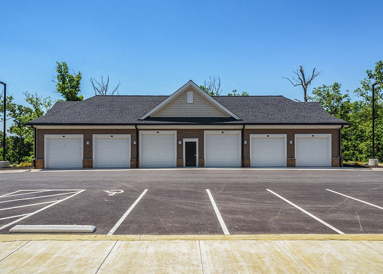 Car Care Center at Abberly at Southpoint Apartment Homes by HHHunt, Fredericksburg, Virginia