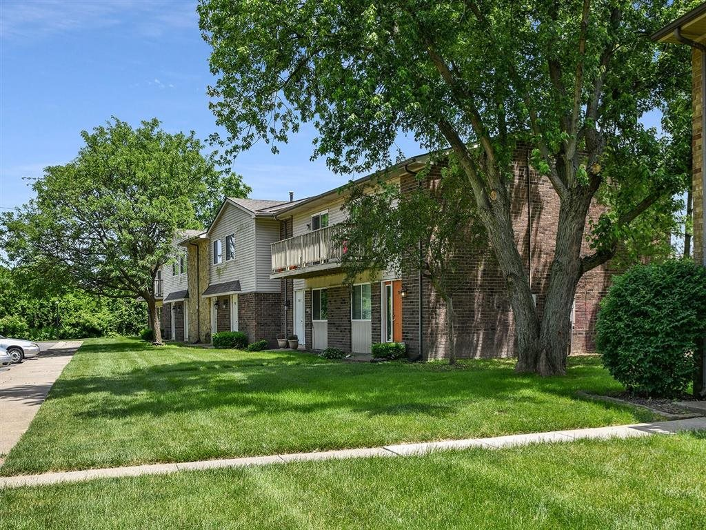 Spacious Community at Westpark Townhomes, Indiana