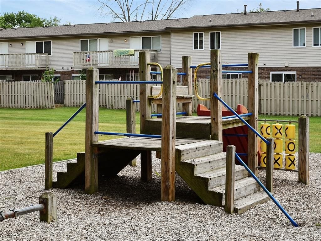 Playground at Westpark Townhomes, Indianapolis
