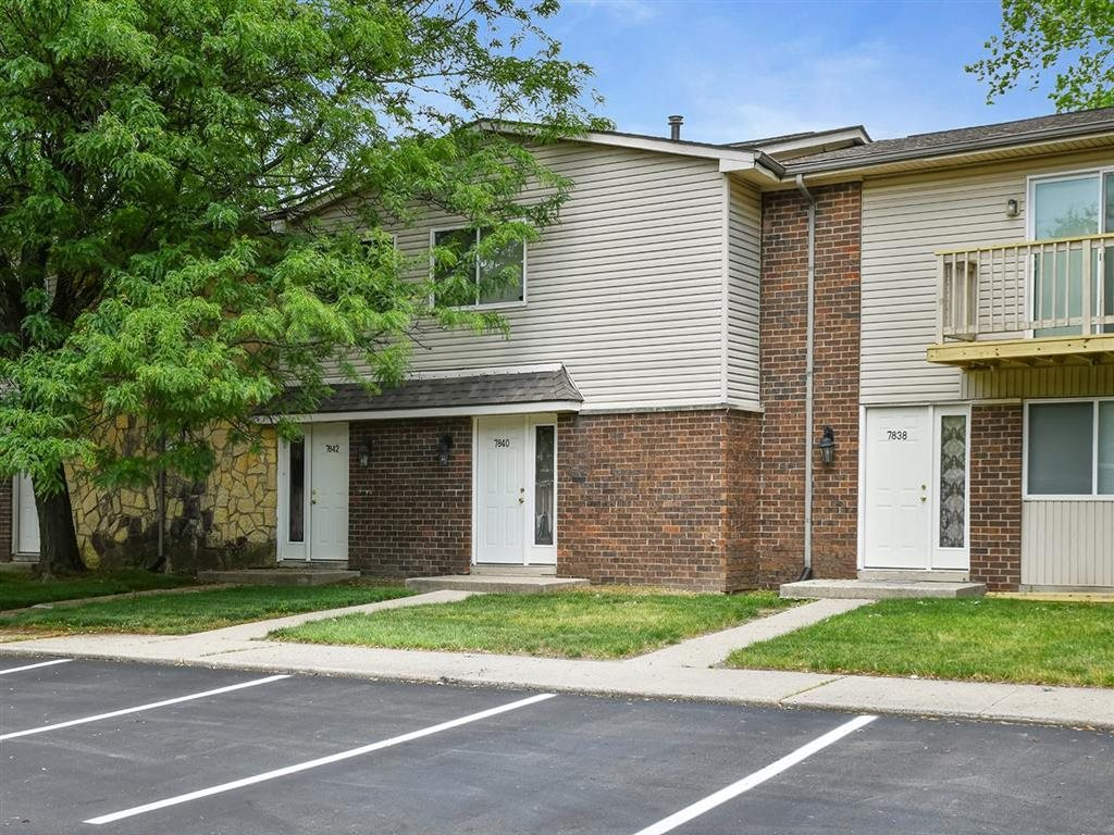 Ample Parking Space at Westpark Townhomes, Indianapolis