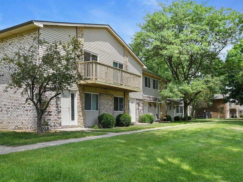 Luxurious Lifestyle at Westpark Townhomes, Indiana