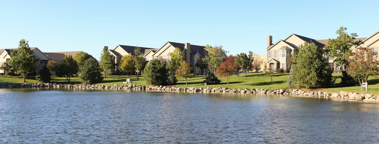 Stone Ridge Estates TownHomes in Lincoln NE