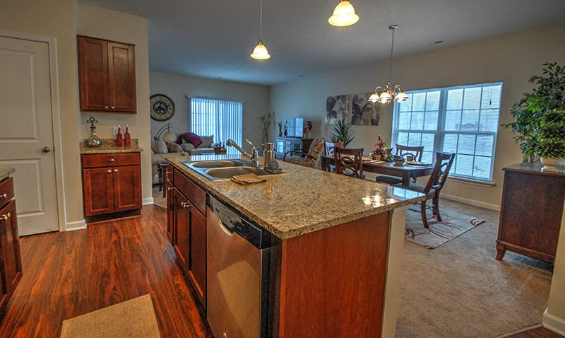 Open Floor Plans at Townhomes at Pleasant Meadows, Lancaster, 14086