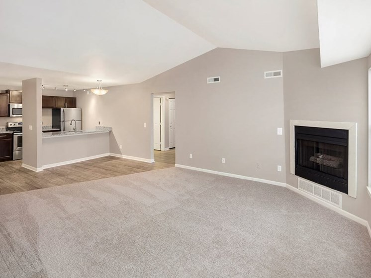 apartments in Howell MI with vaulted ceilings