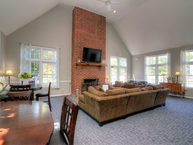 clubhouse at Burwick Farms Apartment Homes