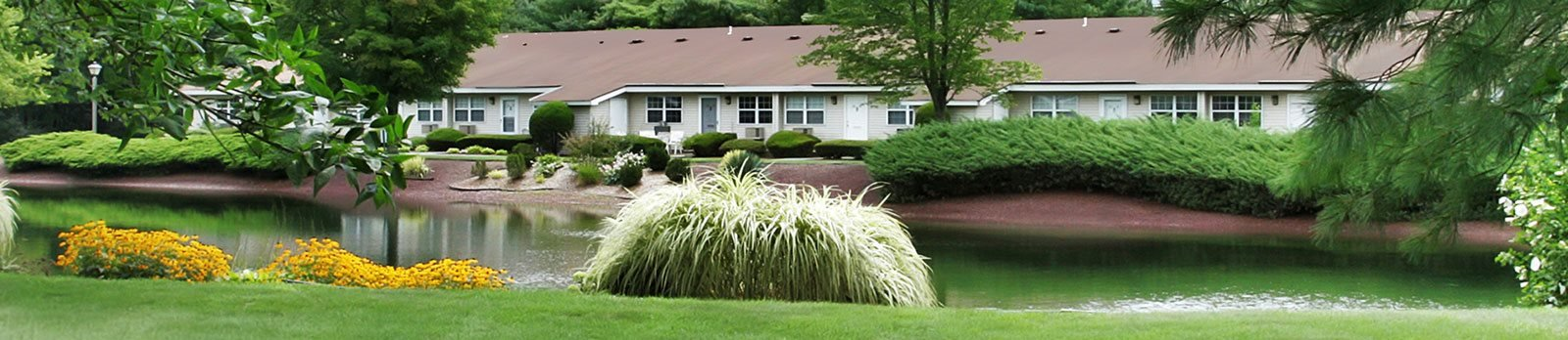 Lush Landscaping at Pine Hills South, New York, 11955