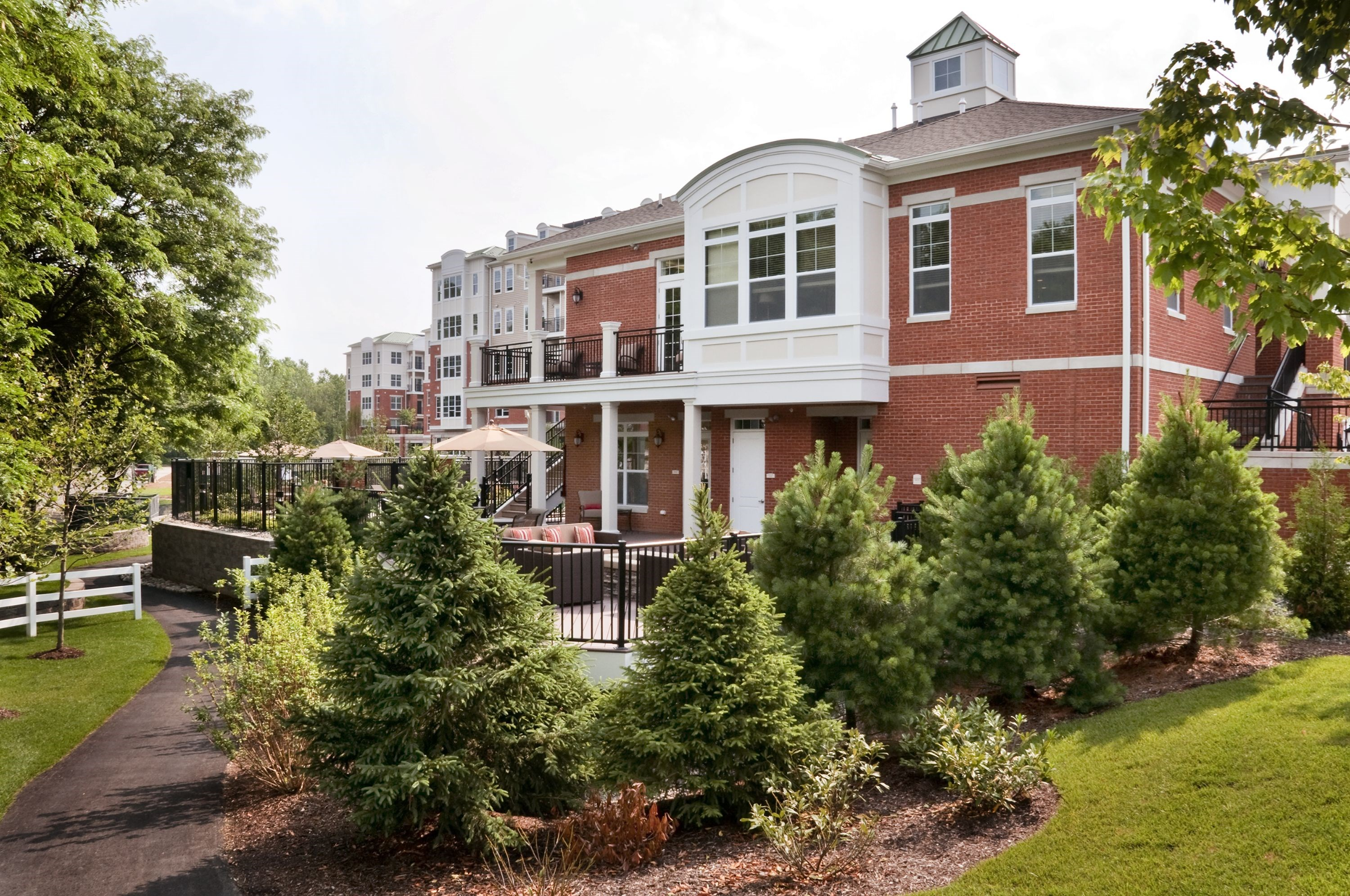 Exterior at The Reserve at Riverdale Apartments in Riverdale, NJ