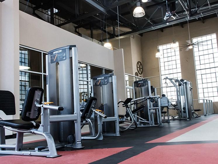 Plant 64 Fitness Center, Winston Salem