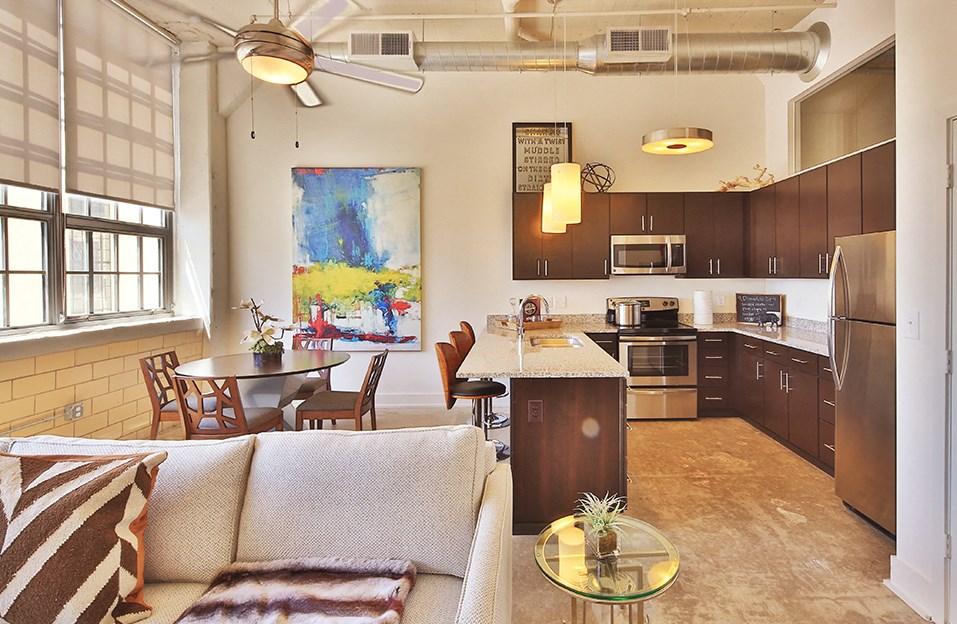 Plant 64, Luxury Kitchen, Winston Salem