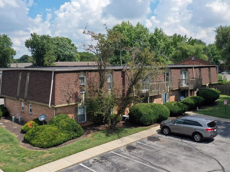 apartments in South Indianapolis