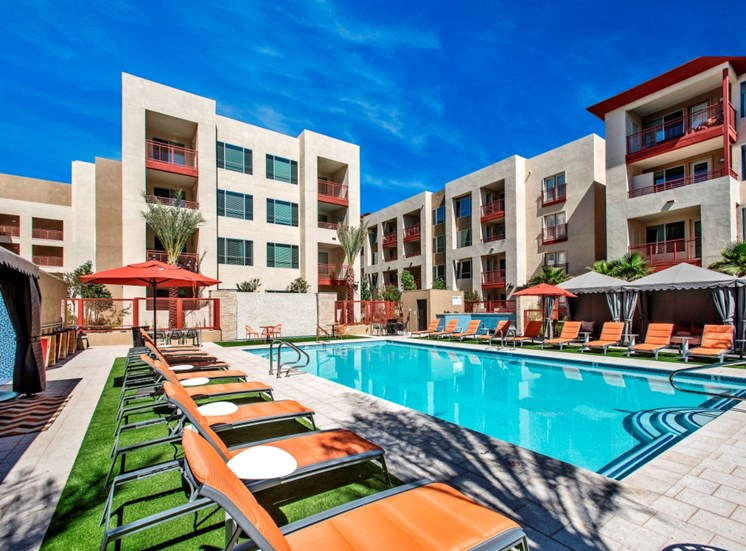 downtown resort pool