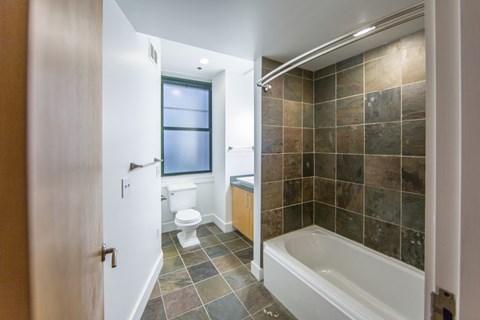 Soaking Tubs With Ceramic Tile at 1525 Broadway, Michigan, 48226