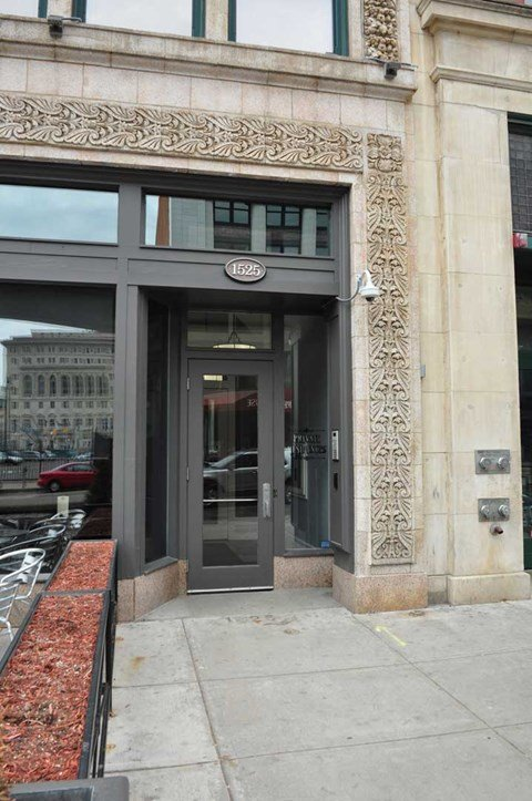 Property Exterior at 1525 Broadway, Michigan
