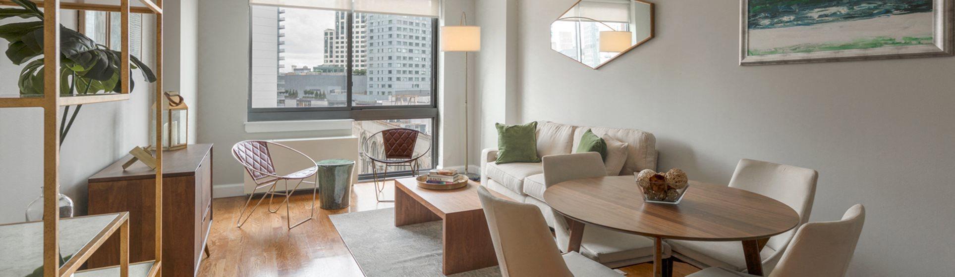The Addison apartments, NY