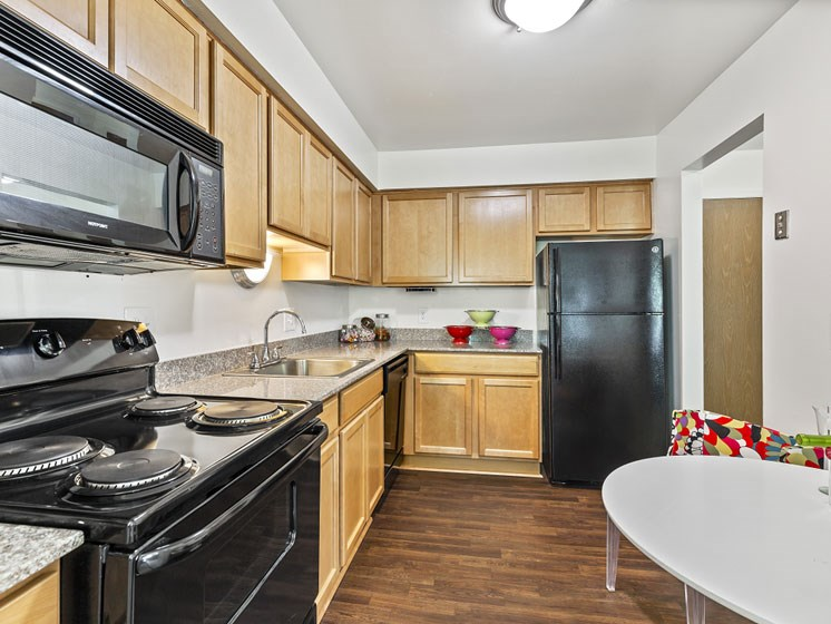 Kitchen - Telegraph road and 12 mile road