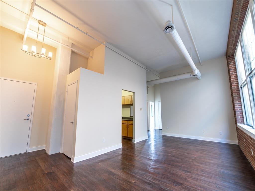 Living Room Area at Buckingham Urban Living, Indiana