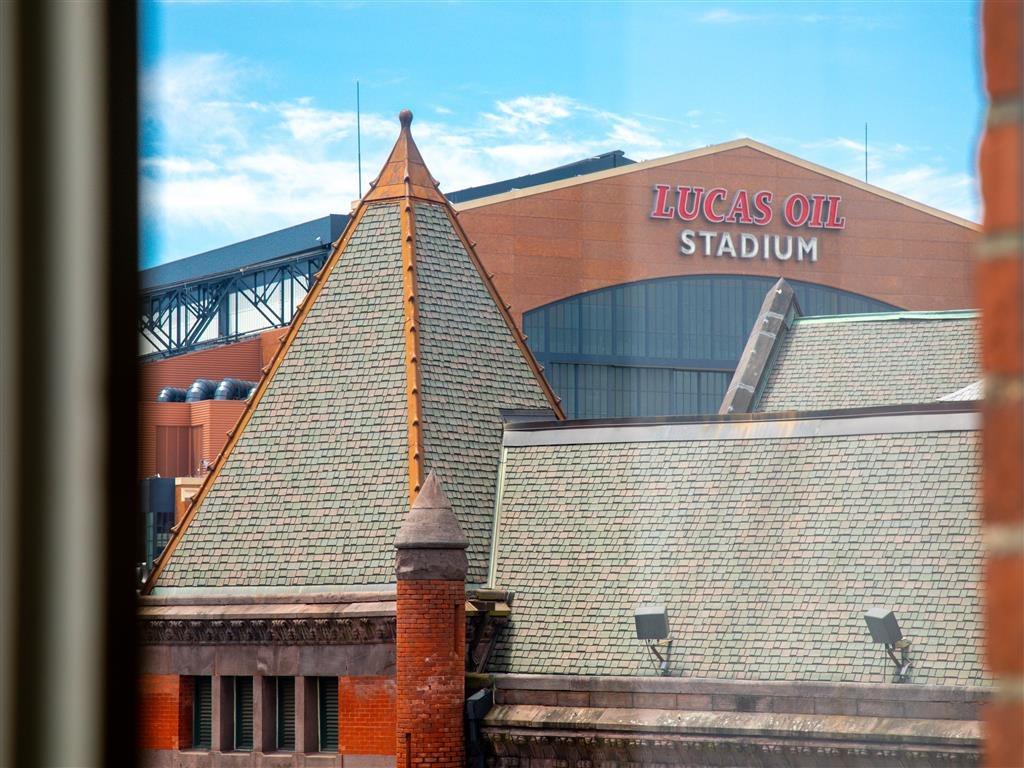 Photo Of Stadium at Buckingham Urban Living, Indianapolis, IN, 46204