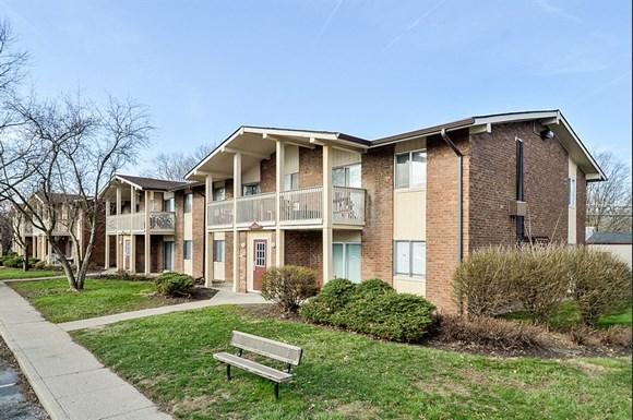 Pangea Cedars Apartments Indianapolis Exterior