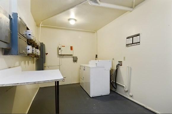 Pangea Cedars Apartments Indianapolis Laundry Room