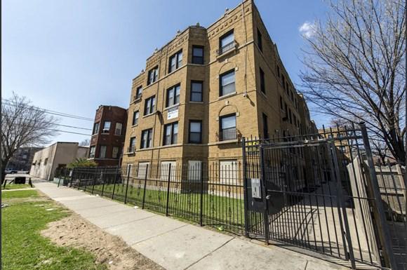 7440 S Phillips Apartments Chicago Exterior