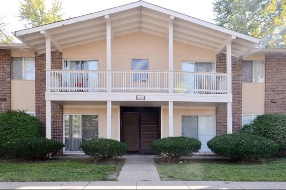 Pangea Vineyards Apartments for rent Indianapolis - Building Exterior