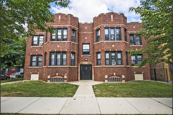6458 S Fairfield Ave Apartments Chicago Exterior