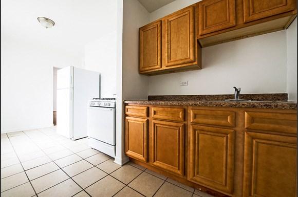 8152 S Evans Ave Apartments Chicago Kitchen