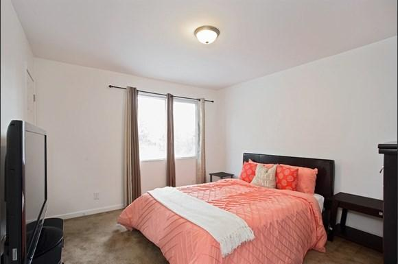 Baltimore apartments for rent with spacious bedroom at Pangea Oaks.