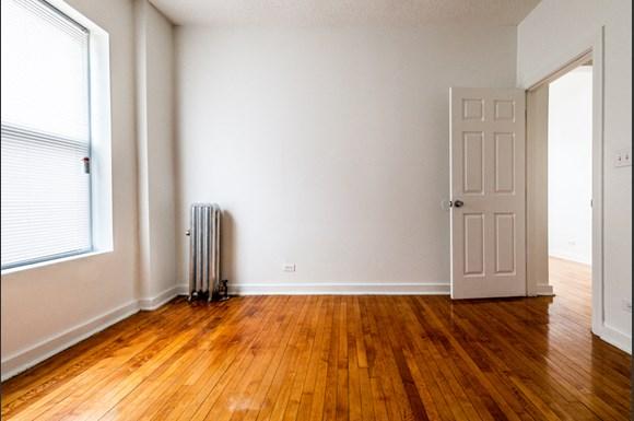 Pangea Auburn Gresham Apartments for rent in Chicago | 7643 S Stewart Bedroom