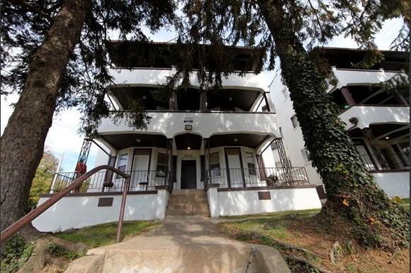 3512 Clifton Ave Apartments Baltimore Exterior