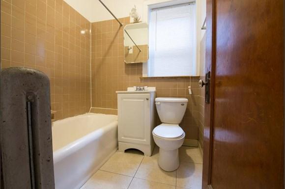 7801 S Kingston Ave Apartments Chicago Bathroom